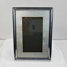 Art Deco Chromed Metal Desk Size  Picture Frame