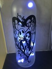 Nightmare Before Christmas Vinyl Decal. For Wine Bottles, Walls, Crafts etc