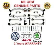 #ME CONTROL ARMS SET Audi A4 A6 VW Passat B5 C5 4B 8D SUPERB SUSPENSION WISHBONE
