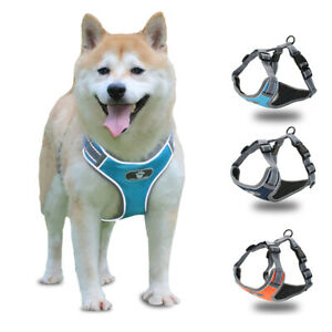 Harness Vest Pet Chest Strap Walking Dog Puppy Cat Breathable S To XL Pet Care
