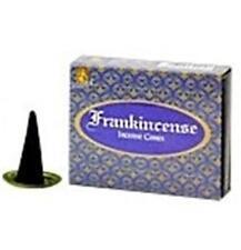 One 10-Cone Box of Kamini FRANKINCENSE Incense Cones!