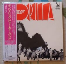 Bonzo Dog Band - Japan Mini Paper Sleeve Lp Cd - Gorilla 1967 Tocp-70331