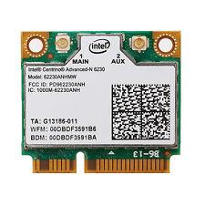 Dual Band Intel 6230 62230ANHMW 300 WiFi BT Wireless Mini PCI-E Card Universal
