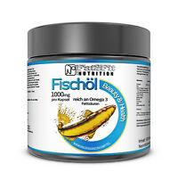 Fischöl 500 Kapseln je 1000mg Omega 3 Fettsäuren XXL Dose