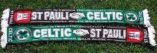 "St Pauli Celtic Schal ""You´ll never"" 2 Kietz Ultra Fan Block Kurve + neu +"