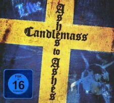 Ashes to Ashes CD + Bonus DVD] CANDLEMASS ( FREE SHIPPING)