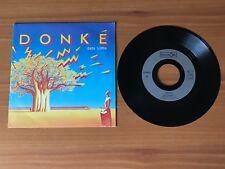 """DONKE -SARA LOMBA : EX+ RARE AFRO ELECTRO FUNK JAZZ SINGLE 7"""" SINGLE -PLAYS MINT"""