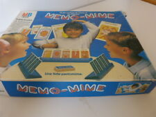 mémo-mime ,MB 1987 , VINTAGE ,(cp07)