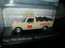 1:43 Altaya Fiat 1500 Multicarga Sergi Automotores 1965 in VP