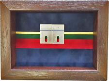 Small Royal Marines Miniatures Medal Display Case