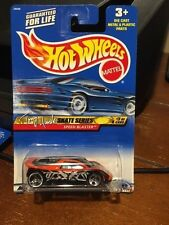 2000 Hot Wheels Tony Hawk Skate Series Speed Blaster #43