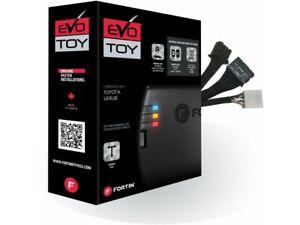 FORTIN EVO-TOYT13 Fortin Evo-All w/TOY13 T-Harness For Toyota Lexus 18-20