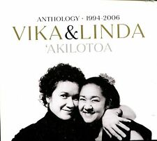 Vika & Linda Akilotoa Anthology 1994-2006 2 CD Digipak