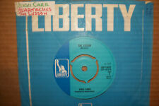 VIKKI CARR,  THE LESSON,  LIBERTY RECORDS 1967  EX/EX+