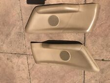 Cuarto Trasero BMW E36 Convertible Interior Tarjetas de Cuero bronceado/Beige M3 328 325 318