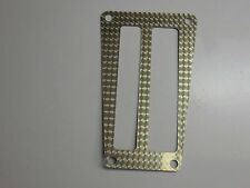 1979-81 trans am  console shifter plate with gold swirl pattern