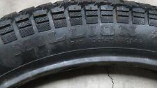 """Million 3.50-19 3.5"""" 19"""" ROAD GRIPPER Sport Tread Motorcycle Minibike Tire NOS"""