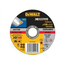 DeWalt DT99582-QZ FlexVolt Xtreme Runtime Metal Grinding Disc 125mm x 1.1mm