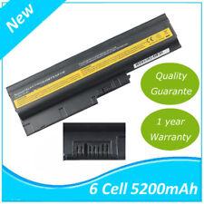 Batterie pour IBM/Lenovo Thinkpad T60 T60p T61 T61p R60 R60e R61 R61e R61i T500