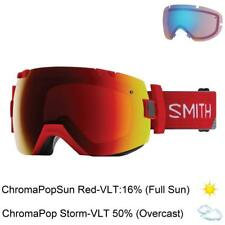 Smith Optics I/OX Snow Sports Goggle (ChromaPop/SunRed/RoseFlash / Fire Split)