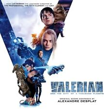 Various - Valerian & The City Of A Thousand Planets (Original Soundtrack) [New C