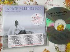 Lance Ellington – There Comes A Time Label: Artemis Records  UK Promo CD Album