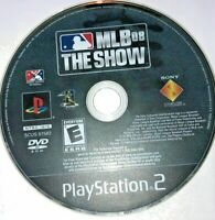 MLB 08: The Show Sony PlayStation 2 Game Only