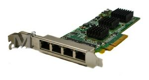 Intel® 82576EB Quad Port Copper Gigabit Ethernet NIC Card ( Silicom PEG4I6 )