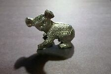 Pewter Koala Bear  Figurine