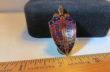 Police Mini Badge-Russian Military Police