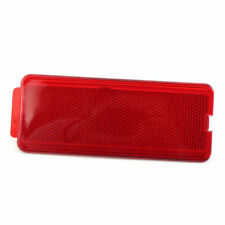 FOR Ford 99-07 F250 Super Duty Interior Door Reflector F350 F450 F550 Red POWER