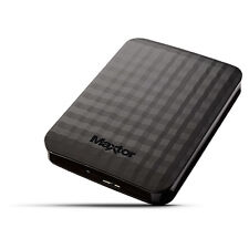 Disco duro portátil Maxtor para ordenadores y tablets con 4TB de almacenaje