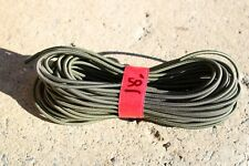 Zero Gravity Chair Replacement Cord 4mm x 50' Olive Drab Lawn Chair Bungee Rope