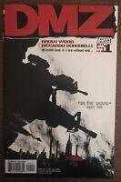 DMZ #1 First Printing Original 2005 DC Vertigo Comic Book