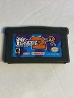 Mr. Driller 2 (Nintendo Game Boy Advance, GBA 2005) *TESTED*