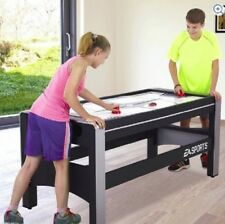 4-1 Game Table 72 Inch Hockey Billiards Pool Table Tennis Ping Pong Basketball