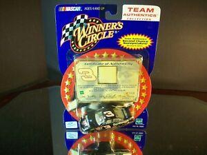 Dale Earnhardt #3 GM Goodwrench Race-Used Uniform Authentics 2001 Chevrolet M.C.
