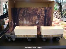 1:43  Schuco (Germany) Mercedes-Benz L6600  truck limited edition