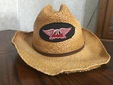 Aerosmith Bio-Domes Headgear Strawhat