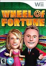 Nintendo Wii Game Disc WHEEL OF FORTUNE