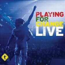 Playing for Change Live [Digipak] by Playing for Change (CD/DVD
