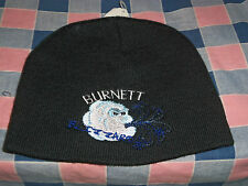New No Tags Hat Cap Burnett Wisconsin School Burnett Blizzard