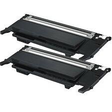 2 x CLT-K409S Black Toner For Samsung CLP-310 CLP-310N CLP-315 CLP-315W CLTK409S