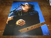 ROBERT SMITH - Mini poster Couleurs !!!!!!!!!!!!!!!