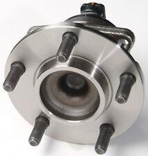 Wheel Bearing and Hub Assembly Rear National 512169