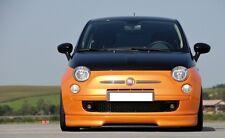 Spoiler sotto paraurti per FIAT 500 in ABS tutti i modelli tranne abarth e ss