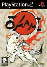Okami For PAL PS2 (New & Sealed)
