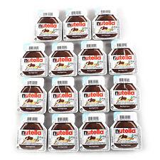 Nutella Portionspackungen 20 x 15 g Gramm Portionen einzeln verpackt