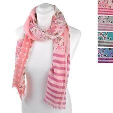 Écharpes et châles foulard à motif Floral pour femme