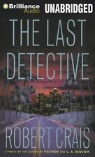 The Last Detective  Elvis Cole/Joe Pike Series  2012 by Crais, Robe - Ex-library
